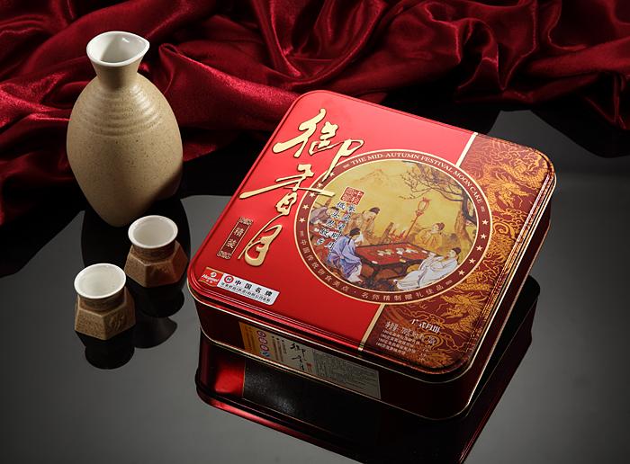 中秋月饼/御香月