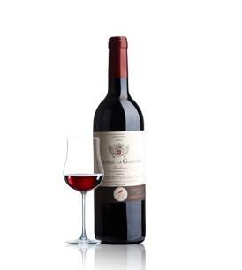 拉格内城堡干红葡萄酒