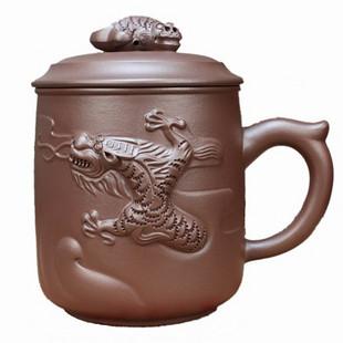 玉颐阁◆宜兴紫砂壶/茶具/紫砂杯/礼品/紫砂茶杯/腾云杯