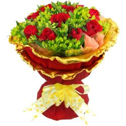11枝红玫瑰/最喜欢的人
