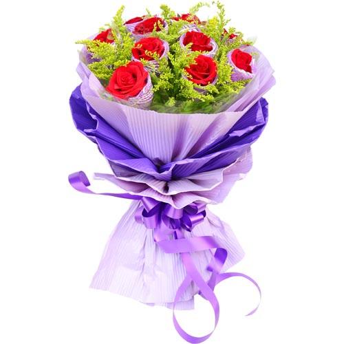11枝红玫瑰/情定爱情海