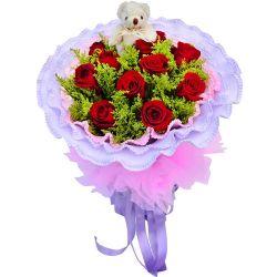11枝红玫瑰/爱的心情