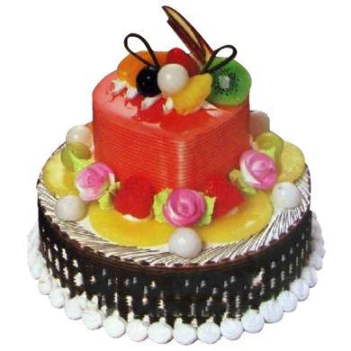 二层艺术蛋糕/浪漫心情