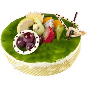 抹茶蛋糕/绿野仙踪(8寸)