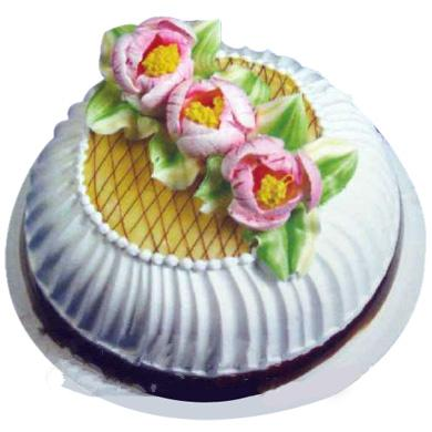 冰淇淋蛋糕/純潔的愛(8寸)