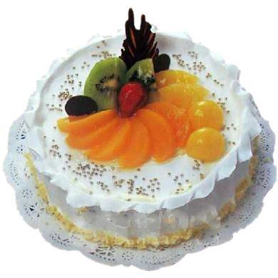 冰淇淋蛋糕/流星花园(8寸)
