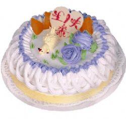 植物�r奶蛋糕/����好��(8寸)