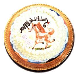鲜奶蛋糕/勇往直前(8寸)