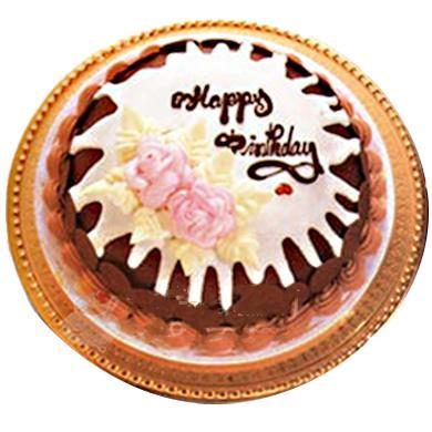鮮奶蛋糕/潔凈心跡(8寸)