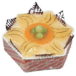 六边型乳酪蛋糕/平凡芝士(8寸)