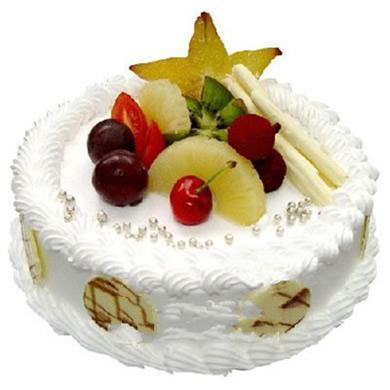 圓形乳酪蛋糕/幸福時光(8寸)