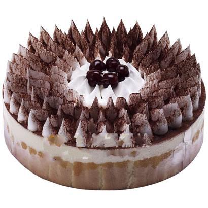提拉米蘇蛋糕/愛情的鑰匙(8寸)