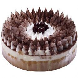 提拉米苏蛋糕/爱情的钥匙(8寸)