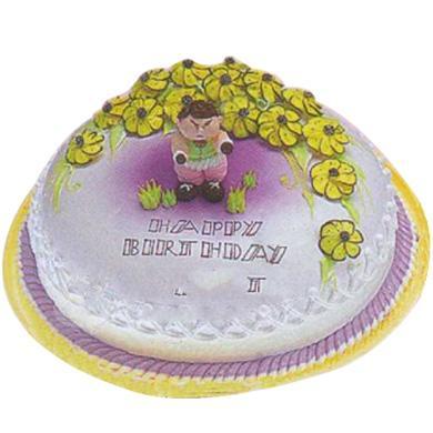 冰淇淋蛋糕/乖乖宝宝(8寸)