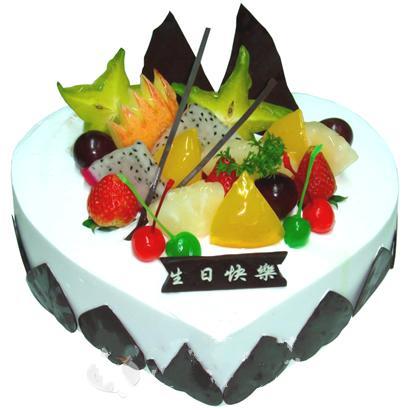 心形蛋糕/依恋(8寸)