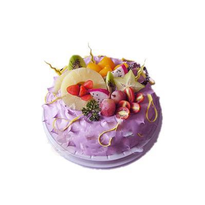 香芋蛋糕/紫色风情(8寸)