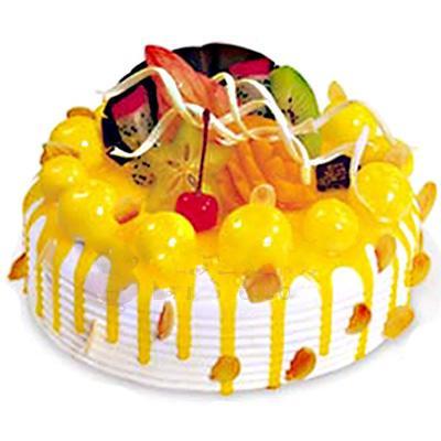 鲜奶蛋糕/香甜可口(8寸)