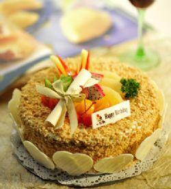 一品轩蛋糕/完美画卷(8寸)