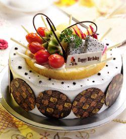 一品轩蛋糕/欣欣向荣(8寸)