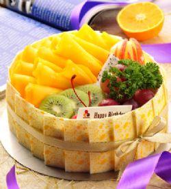 一品轩蛋糕/其乐融融(8寸)
