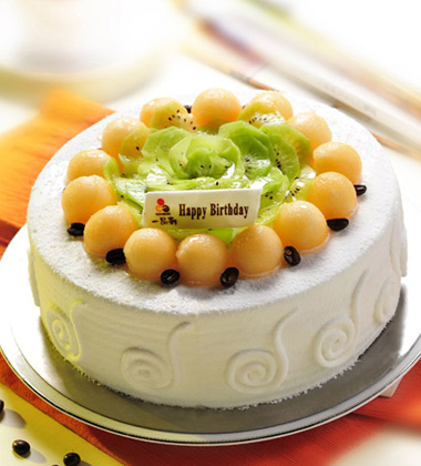 一品轩蛋糕/田园(8寸)