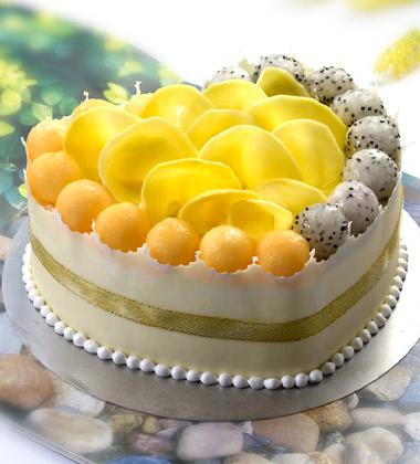 一品轩蛋糕/心语心愿(8寸)