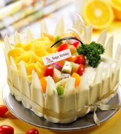 一品轩蛋糕/花之爱恋(8寸)