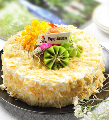 一品�蛋糕/杏福滋味(8寸)