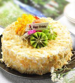 一品轩蛋糕/杏福滋味(8寸)