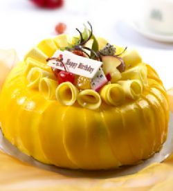 一品轩蛋糕/金色美梦(8寸)