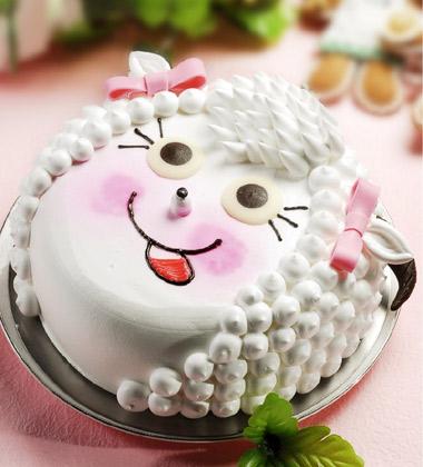 一品轩蛋糕/喜洋洋(8寸)