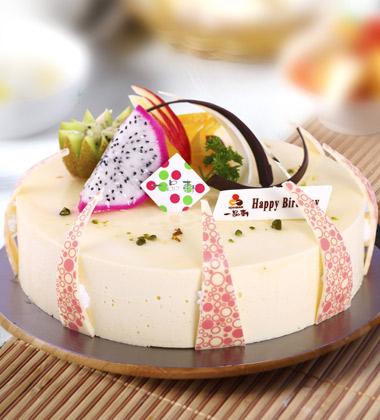一品�蛋糕/秋�(8寸)