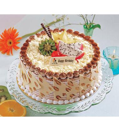 一品�蛋糕/布拉谷(8寸)