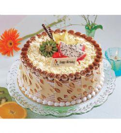 一品轩蛋糕/布拉谷(8寸)