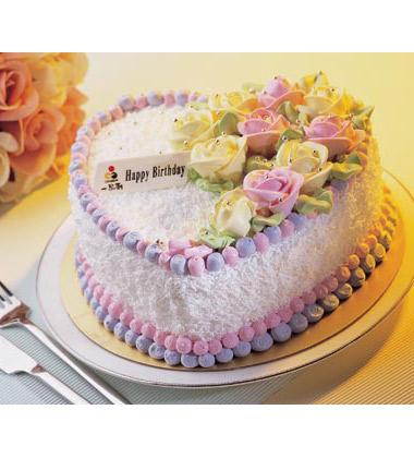 一品�蛋糕/�N薇之��(8寸)