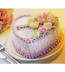 一品轩蛋糕/蔷薇之恋(8寸)