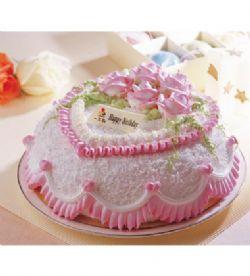 一品轩蛋糕/浓情玫瑰(8寸)