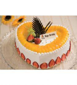 一品轩蛋糕/浓情蜜意(8寸)