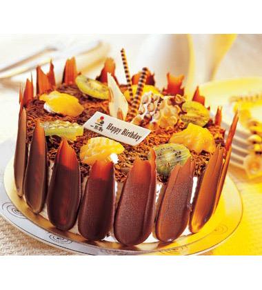 一品轩蛋糕/德国黑森林(8寸)