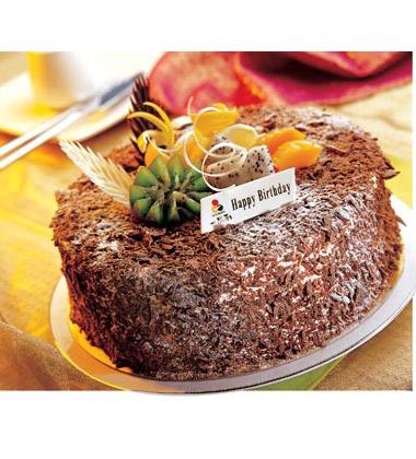 一品轩蛋糕/欧风巧克力(8寸)