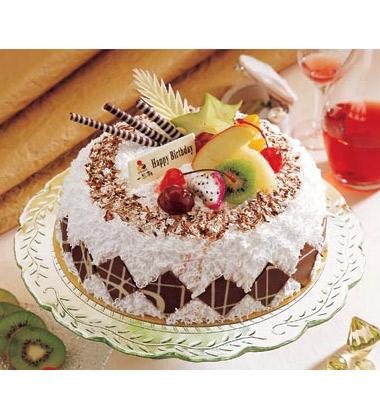 一品轩蛋糕/镜之湖(8寸)