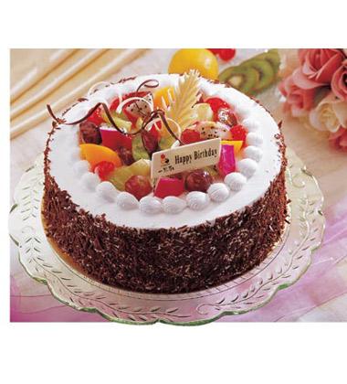 一品轩蛋糕/盛夏果实(8寸)