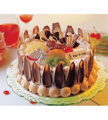 一品轩蛋糕/露沙尼(8寸)