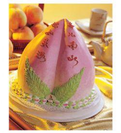 一品轩蛋糕/寿桃(10寸)