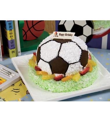 一品�蛋糕/足球小子(10寸)