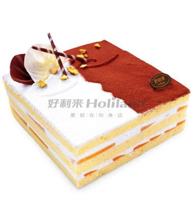 好利来蛋糕/心呓(6寸)