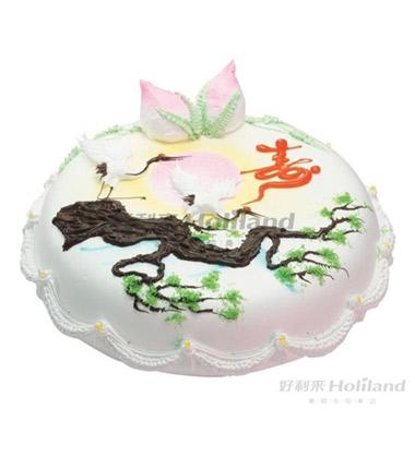 好利来蛋糕/鹤寿(12寸)