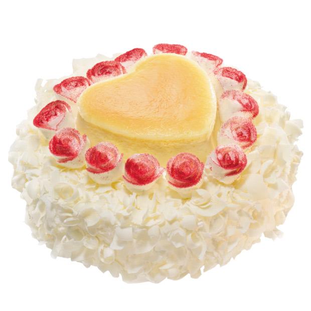 好利来蛋糕/玫瑰爱丽斯