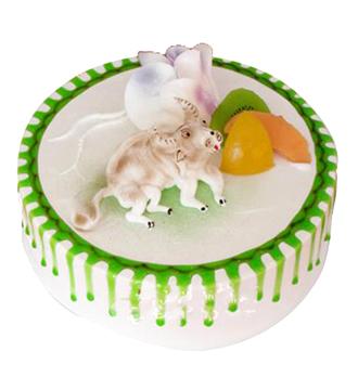水果蛋糕/岁岁平安
