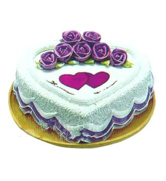 鲜奶蛋糕/紫色浪漫